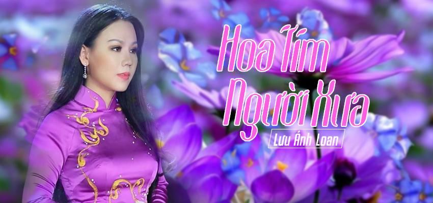 Hoa Tím Người Xưa - Lưu Ánh Loan